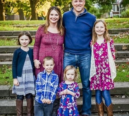 Meet the Johnson Family