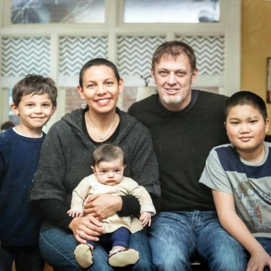 Meet the Venegas-VanWingen Family
